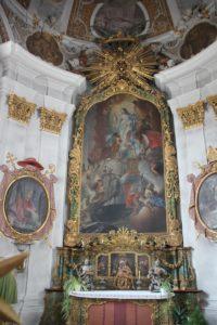 Nepomukkapelle St Martinskirche Messkirche