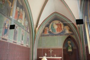 Wandmalereien Muenster Konstanz