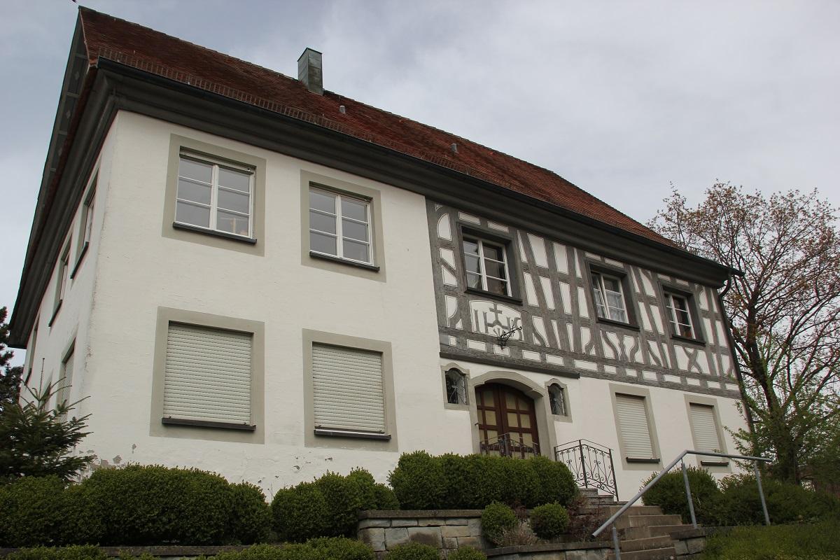 Altes Pfarrhaus Ailingen