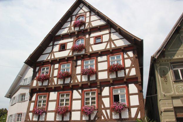 Fraenkisches Fachwerk Messkirch