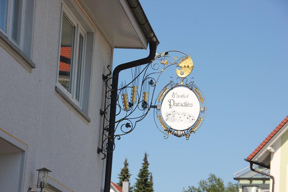 Gasthof Paradies Vogt