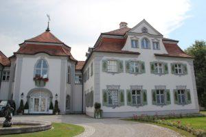 Herrenhaus Schloss Rimpach