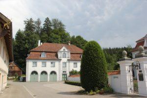 Nebengebaeude Schloss Rimpach