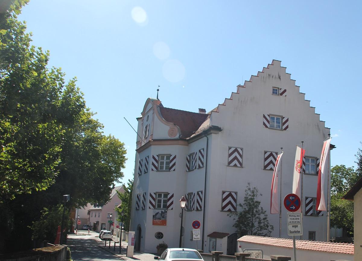 Schloessle Weingarten
