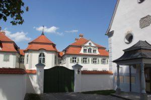 Tor Schloss Rimpach