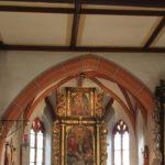 Altar Kirche Billafingen