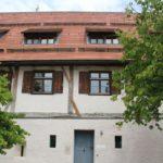 Fachwerkbau Kloster Heiligkreuztal Altheim