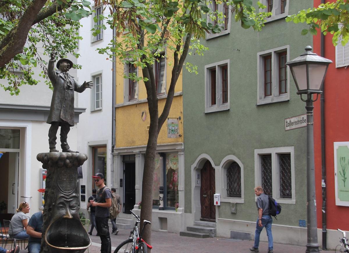 Karl Steuer Brunnen Konstanz