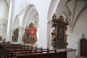 Kloster Heiligkreuztal Altheim Barocke Altaere
