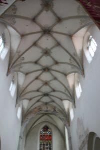 Kloster Heiligkreuztal Altheim Deckengewoelbe