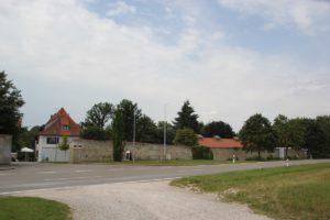 Kloster Heiligkreuztal Altheim Eingang