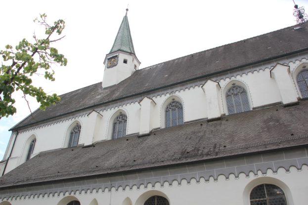 Kloster Heiligkreuztal Altheim Gotische Pfarrkirche St Anna