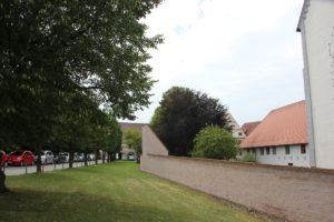 Kloster Heiligkreuztal Altheim Klostermauer