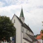 Kloster Heiligkreuztal Altheim Muensterkirche St Anna