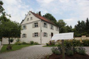 Kloster Heiligkreuztal Altheim Museum