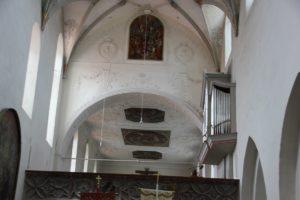 Kloster Heiligkreuztal Altheim Orgel St Anna