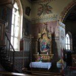 Linker Seitenaltar Kirche Pfaerrenbach