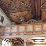 Orgelempore Kirche Pfaerrenbach