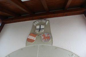 Wappen Deutschorden Kirche Billafingen