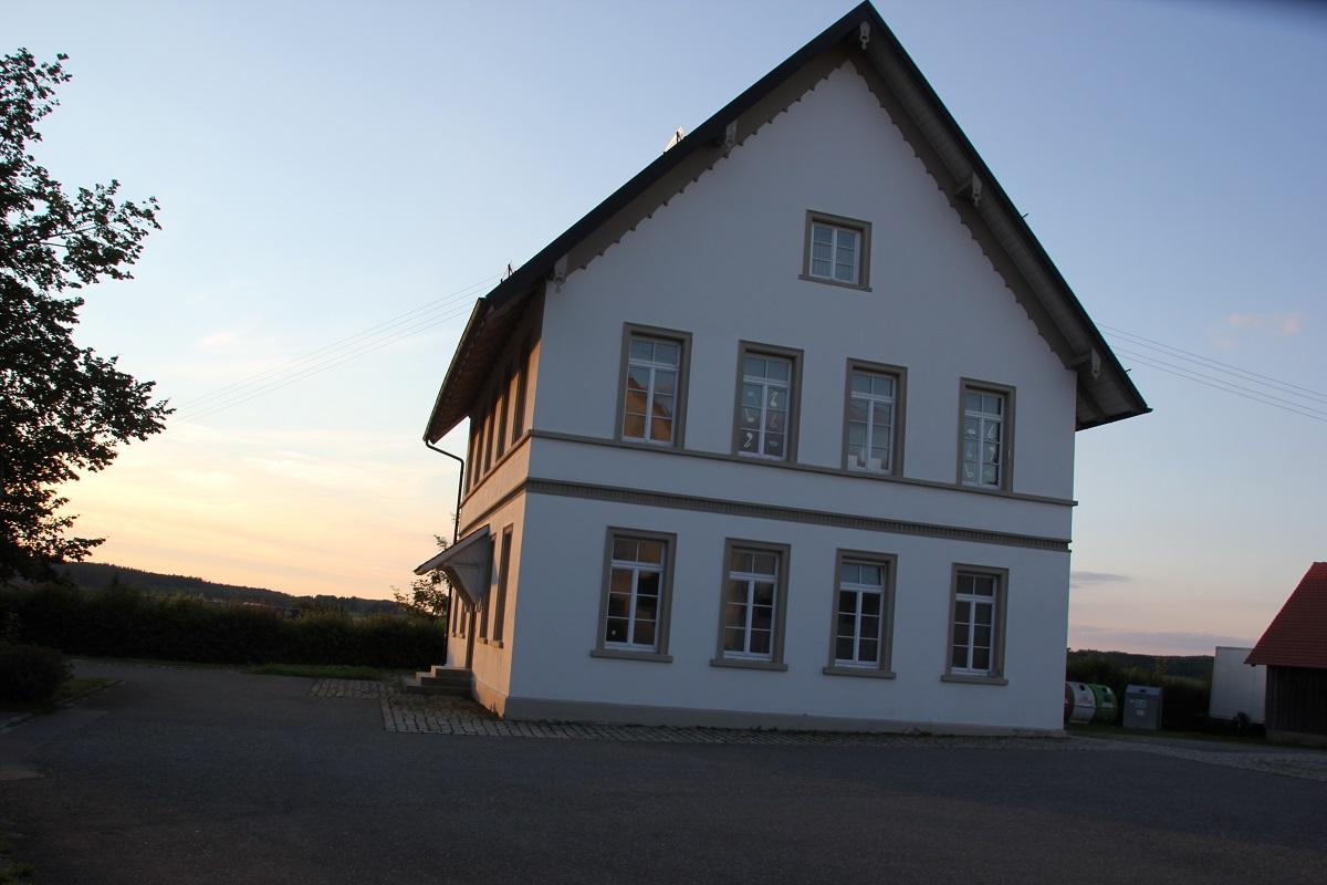 Burgstelle Molpertshaus