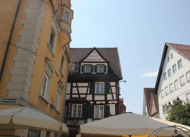 Hotel Restaurant Traube Sigmaringen