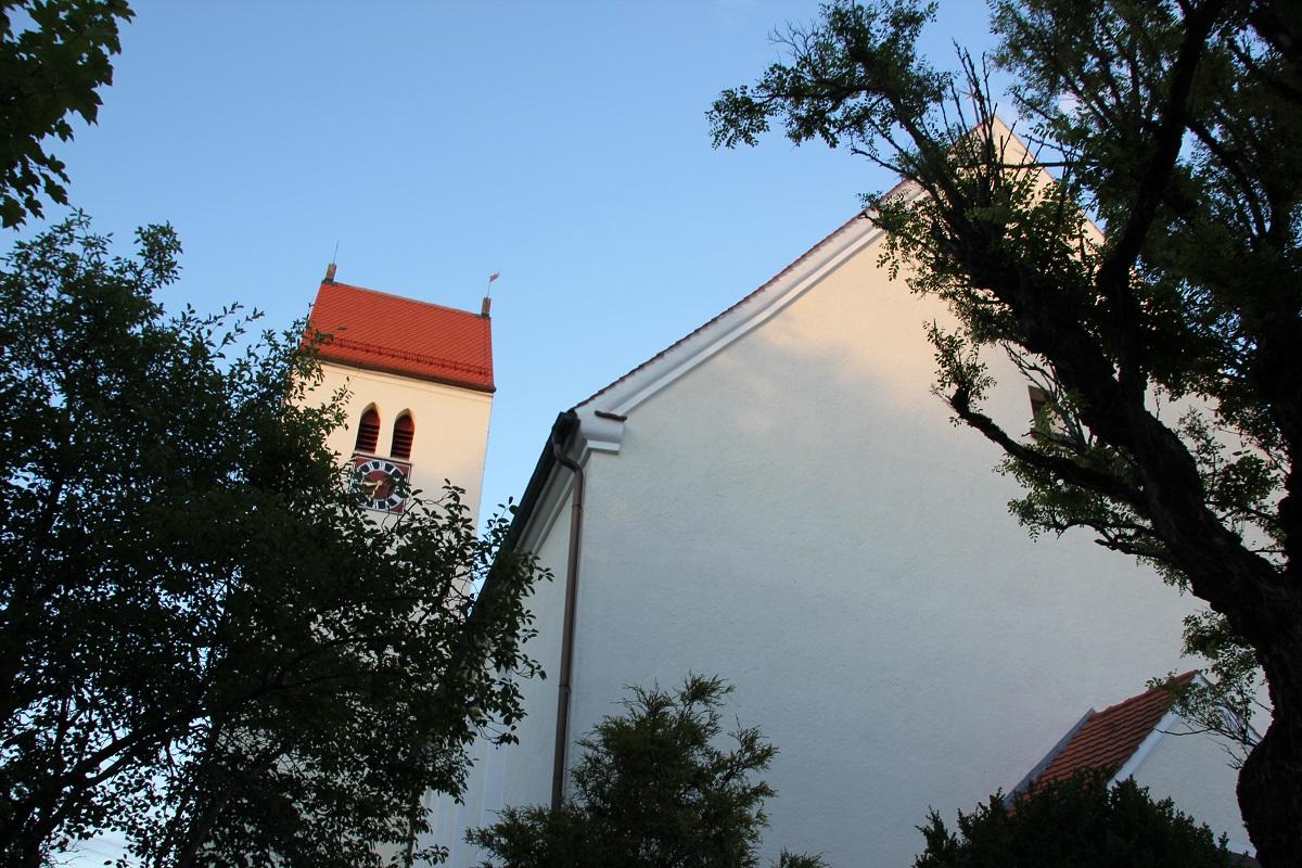 Kirche St Katharina Molpertshaus