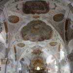 Altar und Decke Klosterkirche Beuron