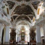 Barocke Kirche Kloster Beuron