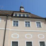 Barockisierte Gebaeude Kloster Beuron