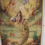 Deckenbild Kirche Mariae Heimsuchung Meersburg
