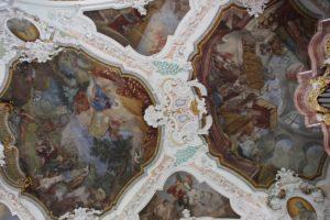 Deckenbilder Klosterkirche Beuron