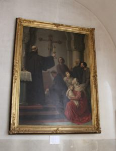 Gemaelde Klosterkirche Beuron