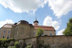 Kirche St Martin Kloster Beuron