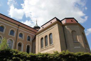 Kloster Beuron Seitengebaeude