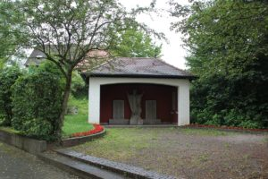 Kriegsdenkmal Kirche St Martin Erolzheim