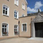 Steinportal Kloster Beuron