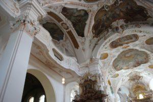 Stuck Klosterkirche Beuron