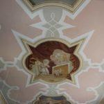 Stuck und Deckengemaelde St Ottilia Muehlhausen