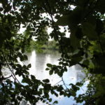 Weiher im Naturschutzgebiet Mauchenmuehle