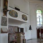 Empore St Peter und Paul Herdwangen