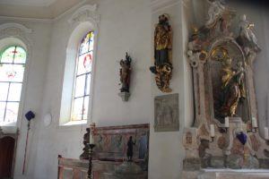 Figuren St Peter und Paul Herdwangen