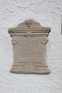 Grabstein St Peter und Paul Herdwangen