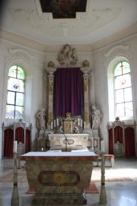 Hochaltar St Peter und Paul Herdwangen