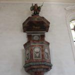 Kanzel St Peter und Paul Herdwangen