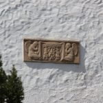 Relief Aussenwand St Peter und Paul Herdwangen