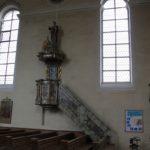 Kanzel St Blasius Bellamont