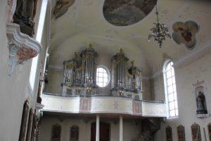 Orgel St Blasius Bellamont