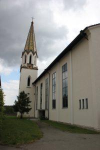 St Johannes Warthausen Turm