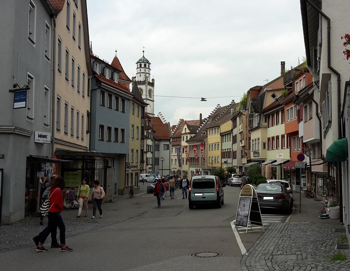 Gespinstmarkt Ravensburg
