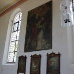 Kunstwerke St Odilia Kirche Fischbach